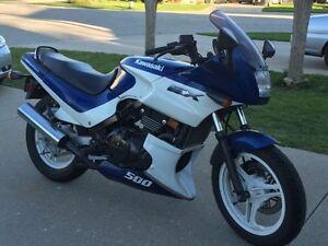 Kawasaki EX 500 1992