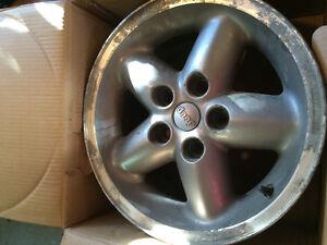 "Jeep Alloy wheel rims 15"" x 7 "". 5 on 4.5 bolt pattern"
