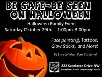 Free Halloween Family Event