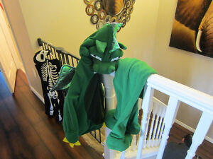 DRAGON HALLOWEEN COSTUME Cambridge Kitchener Area image 1
