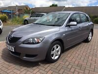 2004 MAZDA 3 1.4 TS 5dr ONLY 43K MILES!! FULL SERVICE HISTORY!! DRIVES PERFECT!