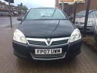 2007 Vauxhall Astra 1.3CDTi 16v ( 90ps ) ( a/c ) DIESEL Life 12 MOT Bargain
