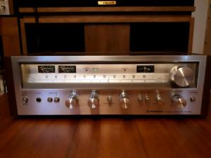 Receiver Pioneer sx 680