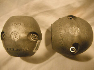 Boat - Two Martyr Magnesium 1 and 3/8 inch Prop Shaft Anodes Kingston Kingston Area image 1