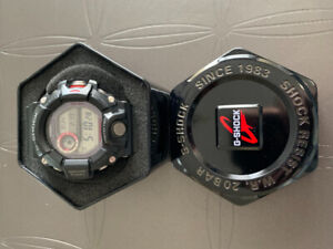 G-Shock Rangeman watch GW-9400