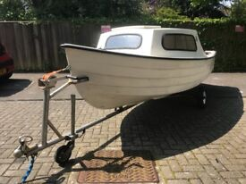 Fishing boat 13ft