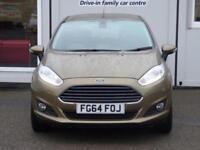 2014 Ford Fiesta 1.0 EcoBoost 125 Titanium X 5dr