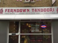 FERNDOWN TANDOORI Indian takeaway , Ferndown, Dorset