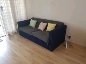3 seater sofa beds