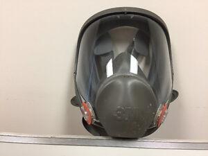 3M full face masks