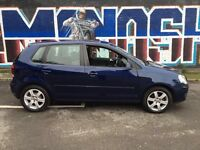 2009 VW POLO 1.4 AUTOMATIC 5 DOOR FULLY LOADED @@ BARGAIN @@