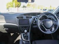 2016 Honda Civic 1.8 i-VTEC SE Plus 5dr [Nav] Hatchback Petrol Manual