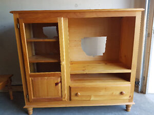 Solid pine furniture