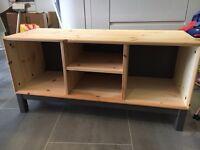 IKEA nornas low storage unit