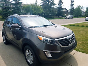 2011 Kia Sportage lx HAIL DAMAGE