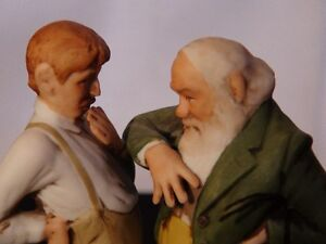 """Norman Rockwell """"No Kings Nor Dukes"""" Figurine"""