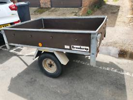Benderup 5ft x 4ft trailer