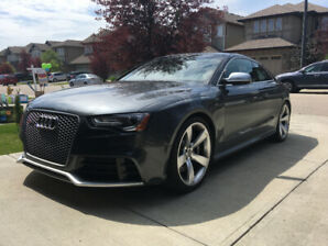 2015 AUDI RS5 ONE OWNER