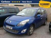 2010 RENAULT GRAND SCENIC 1.5 dCi Dynamique TomTom 5dr MPV 7 Seats