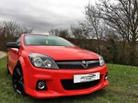 Vauxhall Astra 2.0 VXR RACING EDITION RED**Future Investment/Classic** TURBO