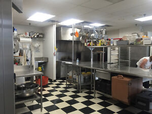 Catering Kitchen FOR SALE in Mississauga