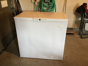 Freezer for sale, required to be picked up