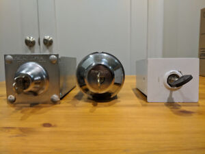 Laundry Coin Boxes