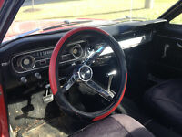 **1965 FORD MUSTANG