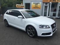 Audi A3 2.0TDI ( 140PS ) Sportback 2011MY Black Edition