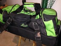 ROOTS TRAVEL BAG