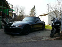 Black On Black S2000! CLEAN TITLE!!