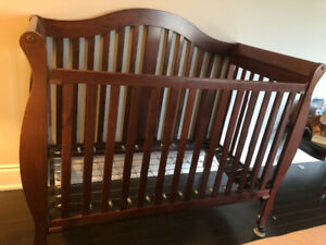 CRIB and Mattress $100