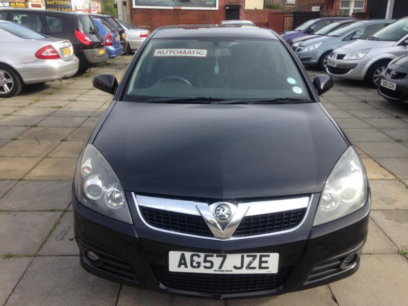 2008 vauxhall/opel vectra 1.9 cdti automatic sri | in wallasey