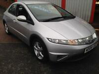 Honda Civic 2.2i-CTDi ( 17in Alloys ) SE FULL SERVICE HISTORY