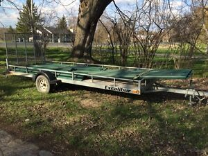 Excalibur 14ft trailer