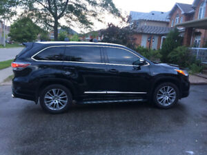 2014 Toyota Highlander XLE Fully Loaded, Mint Condition