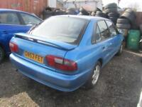 2003 Proton Wira Hatch 5Dr 1.5 LXi Petrol blue Manual
