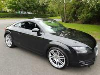 2008 (58) AUDI TT QUATTRO TDI (170BHP) LOW MILEAGE, FULL HEATED LEATHER