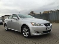 Lexus IS 220 diesel satnav reverse camera