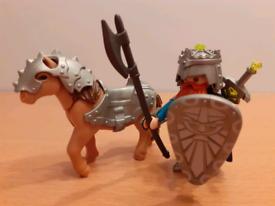 Playmobil 9345 knights dwarf fighter