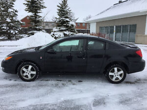 2007 Saturn ION Quad Coupe Coupe