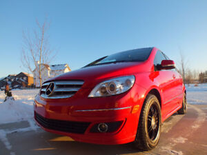 2008 Mercedes-Benz B-Class Turbo,Panoramic Roof Hatchback