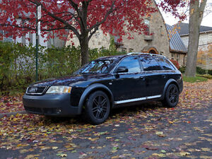 2002 Audi Allroad Manual