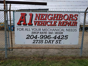 Tired of paying to much for mechanic