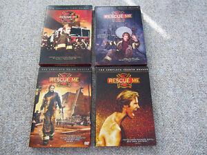 Rescue Me on DVD - Seasons 1 Thru 4