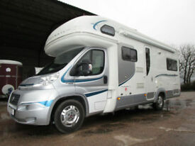 Auto Trail Apache 700 SE Luxury 6 Berth Motorhome For Sale