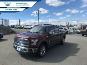 2017 Ford F-150 King Ranch  -  Navigation