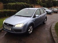 FORD FOCUS 1.8 DIESEL 2006 LONG MOT LOOKS AND DRIVES PERFECT..NEW SHAPE..
