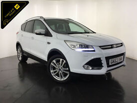 2013 63 FORD KUGA TITANIUM X TDCI 4WD 1 OWNER SERVICE HISTORY FINANCE PX WELCOME