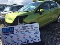 2011 ford fiesta parts breaking choice of 4